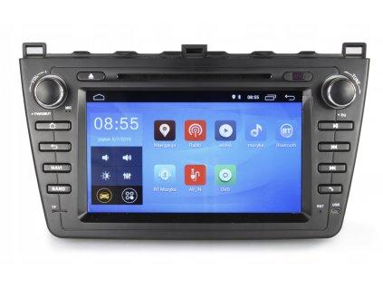 2DIN Autorádio Android Mazda 6 2008-2012