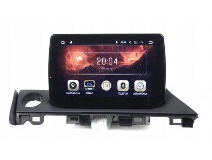 2DIN Autorádio Android Mazda 6 2012+