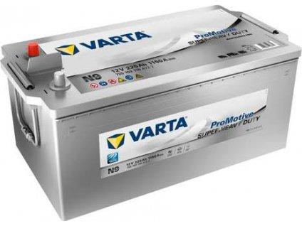 Startovací baterie, VARTA (ProMotive SHD)