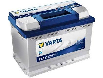 Startovací baterie, VARTA (BLUE dynamic)