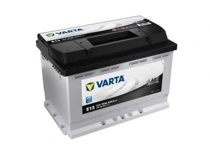 Startovací baterie, VARTA (BLACK dynamic)