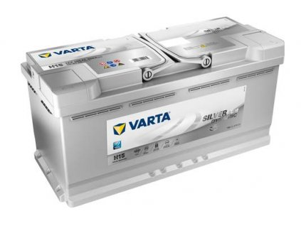 Startovací baterie, VARTA (SILVER dynamic AGM)