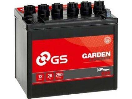 Startovací baterie, GS (GS Garden Battery)