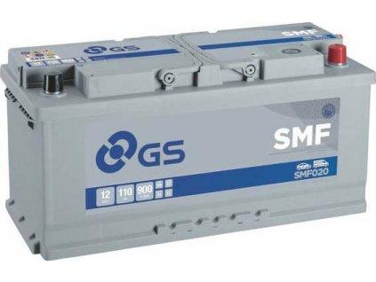 Startovací baterie, GS (GS SMF Battery)