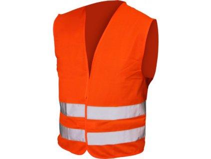 APM Signalizacni vesta oranzova