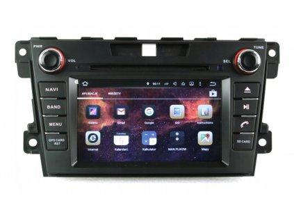 2DIN Autorádio Android Mazda CX-7 2010+