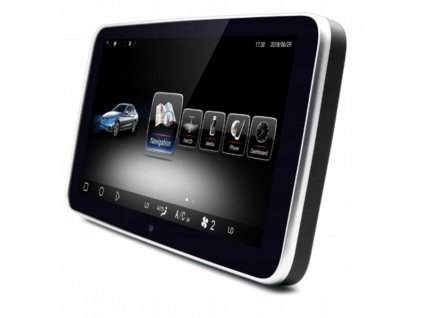 2DIN Autorádio Android Mercedes Benz 2011-20152007-2012