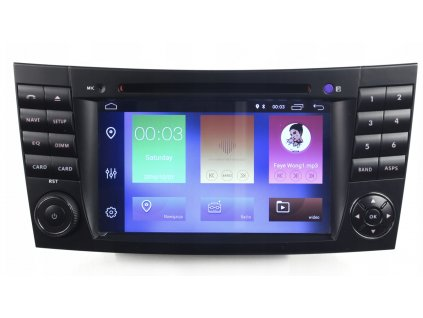 2DIN Autorádio Android Mercedes Benz 2001-2011