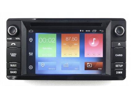 2DIN Autorádio Android Mitsubishi 2012+