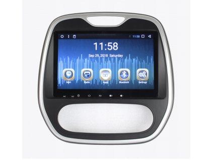2DIN Autoradio Android Renault Captur 2013+