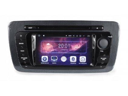 2DIN Autoradio Android Seat Ibiza 2008-2013