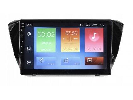 2DIN Autoradio Android Škoda Superb III, Octavia II, Fabia II, Roomster, Yeti