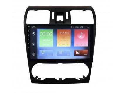 2DIN Autoradio Android Subaru Forester 2012-2018