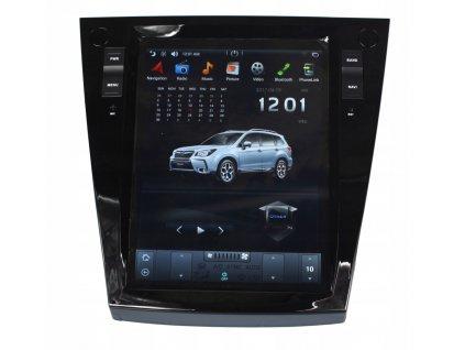 2DIN Autoradio Android Subaru Forester 2012+