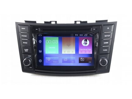 2DIN Autorádio Android Suzuki Swift 2010+
