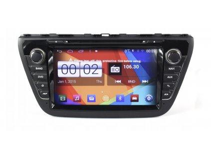 2DIN Autorádio Android Suzuki SX-4 S-Cross 2013+