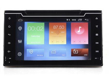 2DIN Autorádio Android Toyota 2012+