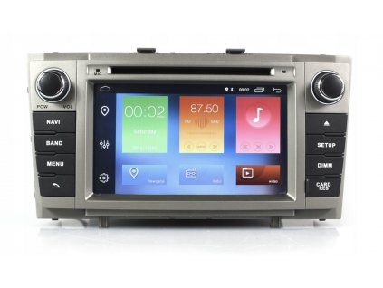 2DIN Autorádio Android Toyota Avensis 2008-2015