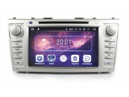 2DIN Autorádio Android TOYOTA Camry 2007-2011
