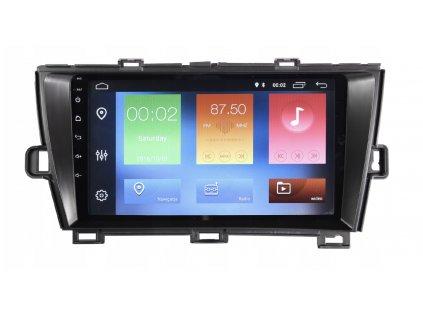 2DIN Autorádio Android Toyota Prius 2009-2015