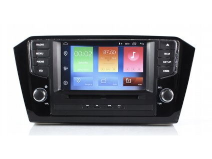 2DIN Autoradio Android Volkswagen Passat 2014+