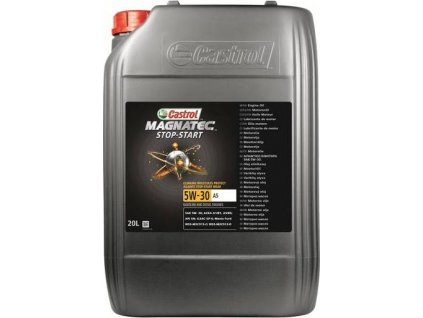 Motorový olej, CASTROL (MAGNATEC STOP-START 5W-30 A5)
