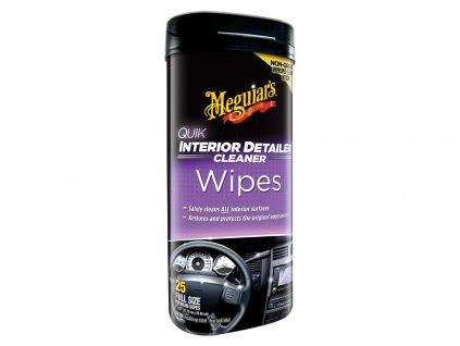 g13600 meguiars quik interior detailer wipes 1