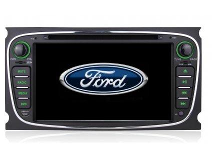 FORD Multimediálne Autorádio s DVD USB a GPS Navigáciou – OS WIN CE 6.