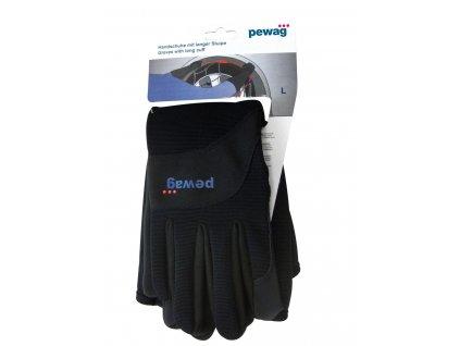 Handschuhe Verpackung