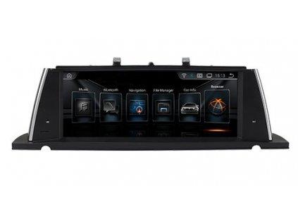 Radio nawigacja android do BMW serii 5 (f07)