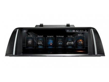 Radio nawigacja android do BMW serii 5 (f10)