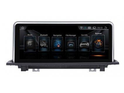 Radio nawigacja android do BMW x1 (2016)