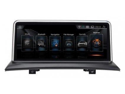 Radio nawigacja android do BMW x3 (e83)