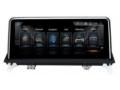 Radio nawigacja android do BMW x5 (e53)