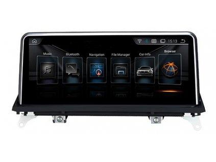 Radio nawigacja android do BMW x5 (e70)