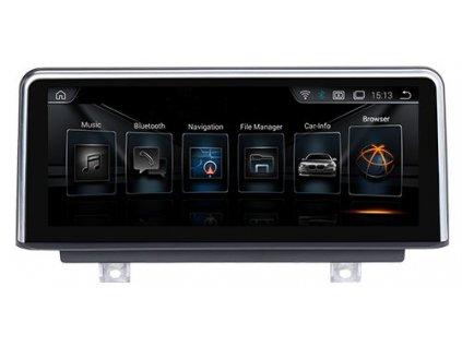 Radio nawigacja android do BMW serii 1, 3, 4 (f20, f30)v