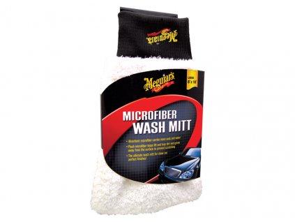 Meguiar's Microfiber Wash Mitt - mycí rukavice z mikrovlákna