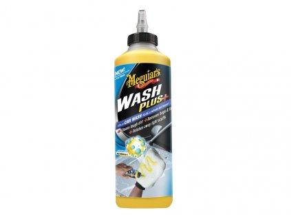 Meguiars Car Wash Plus revolucni vysoce koncentrovany sampon na odolne necistoty 20182141810