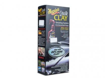 Meguiars Quik Clay Starter Kit zakladni sada pro dekontaminaci laku 2018121813115