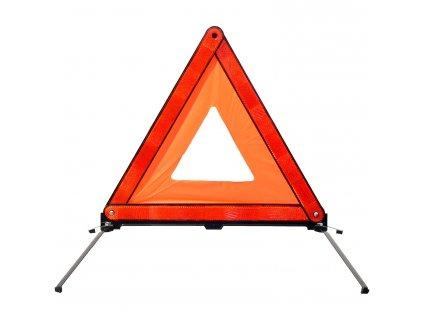 Výstražný troujhelník