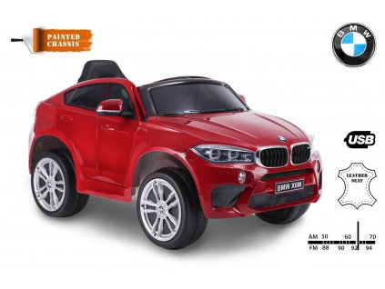 bmw x6m small red 5 1