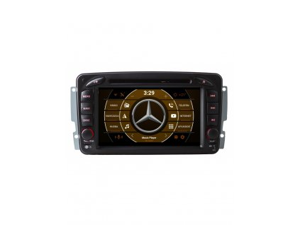 mercedes autoradio s os android 81 7 palcove