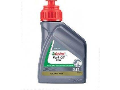 Olej do převodovky, CASTROL (FORK OIL 15W)