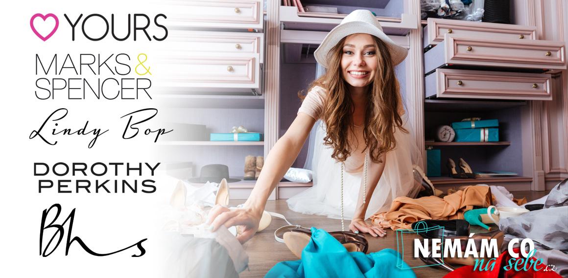 e-shop s oblečením