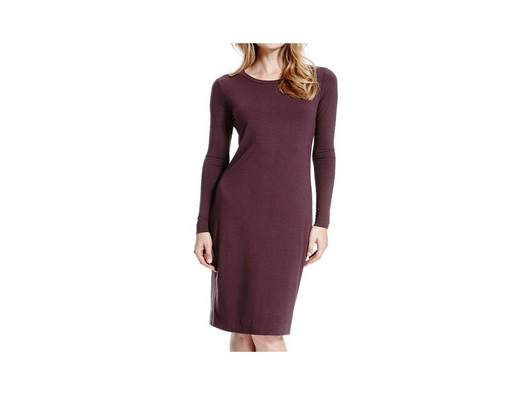 fialové šaty dlouhé triko fialové šaty dlouhé triko ... dafbc6a41e