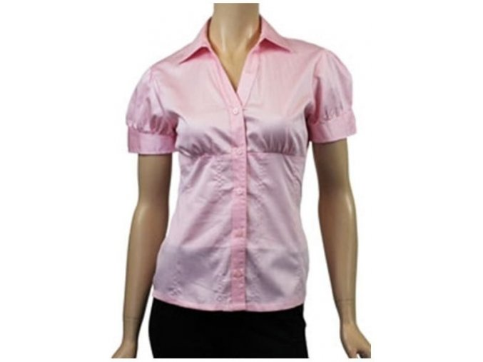 košile, růžová