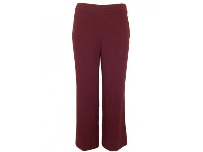 vínové kalhoty