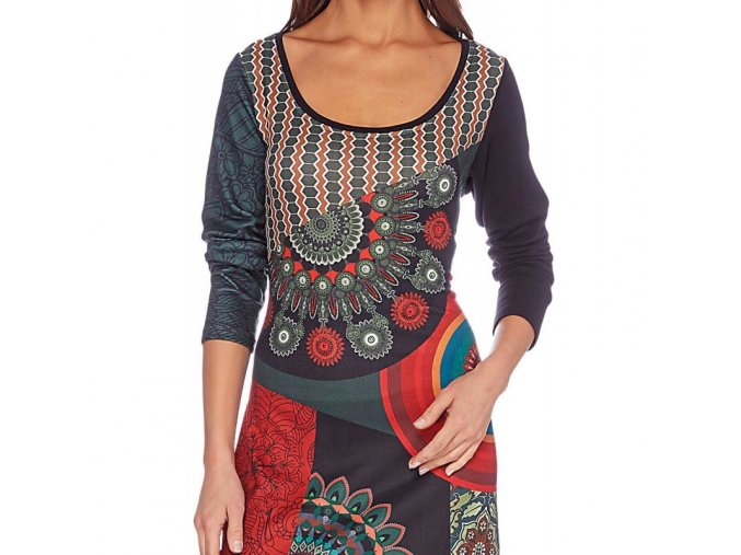 wholesale dress plus size print winter 101 idees 191waa