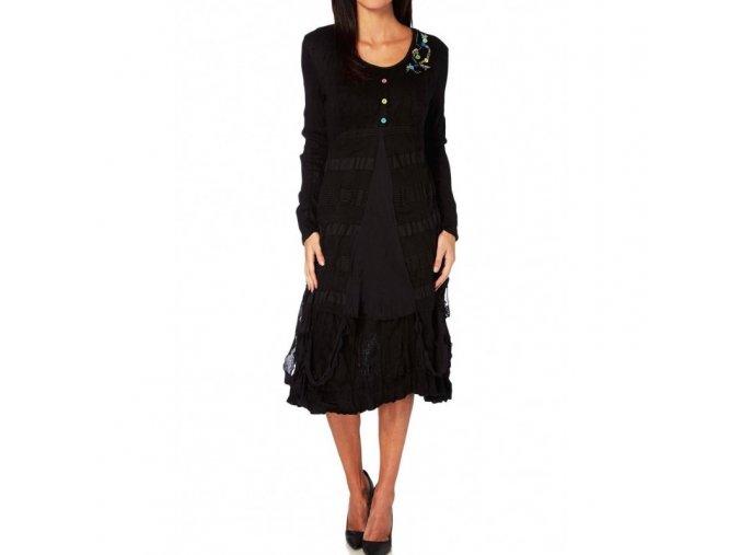 b2b sell dresses tunics winter brand dy design 735p