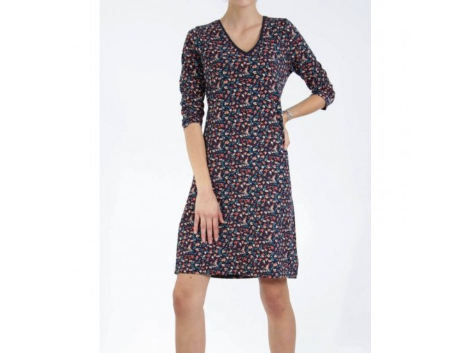 resale dress print winter for her 2783or